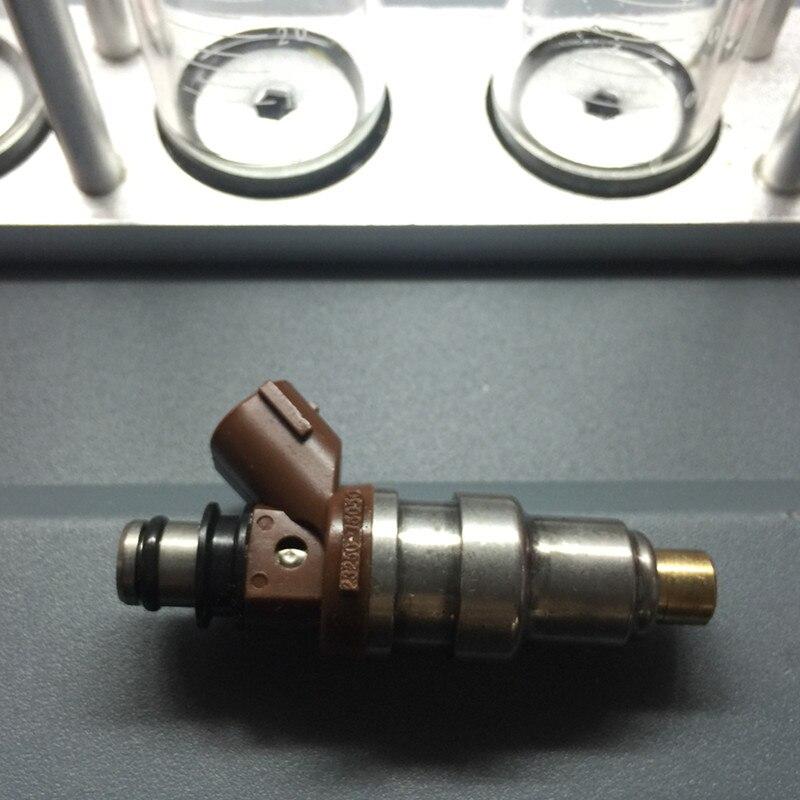 Buse dinjecteur de carburant de haute qualité   Buse 23209-79095 23250 pour TOYOTA Tacoma 4Runner T100 Hilux 75050 3RZFE buse de moteur