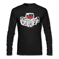 The Big Bang Theory T Shirts Personalized Teenage Roll Costumes Round Neck Men S 2017 Fashion