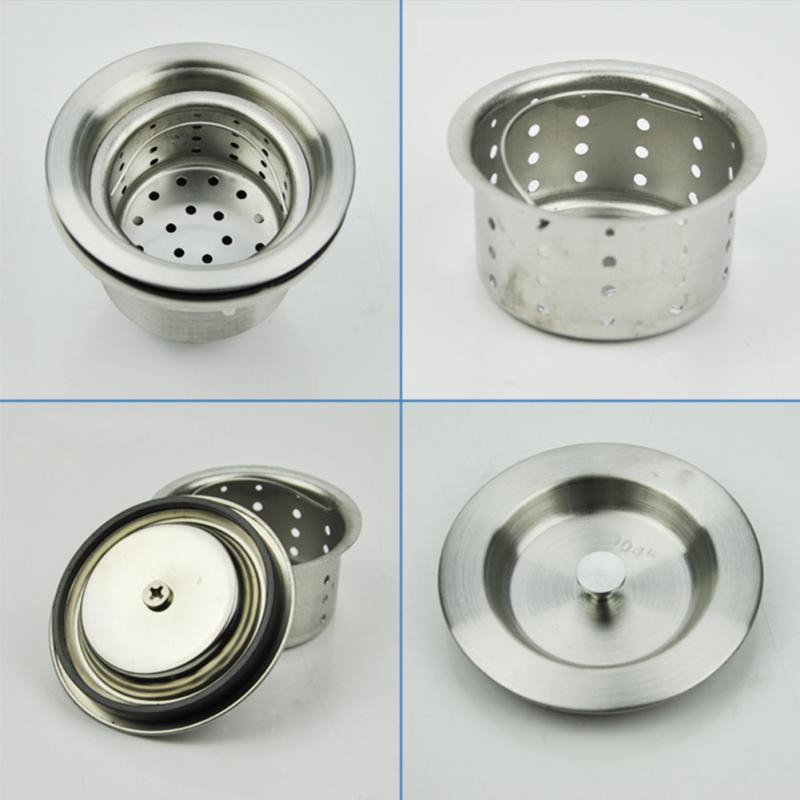 Drop Shipping 1Pc Stainless Steel Strainer and