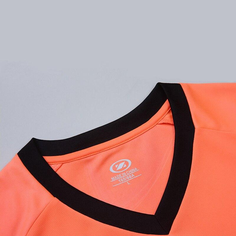4b97ef2fc9 Melhor Crianças adulto De Futebol Personalizado Uniformes de Goleiro Goleiro  Kit Jerseys College Sports Treino De Futebol DIY Trem Roupas Terno Barato  ...