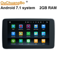 Ouchangbo 9 Inch Android 7 1 Car Audio Gps Radio For Benz A CLA GLA G