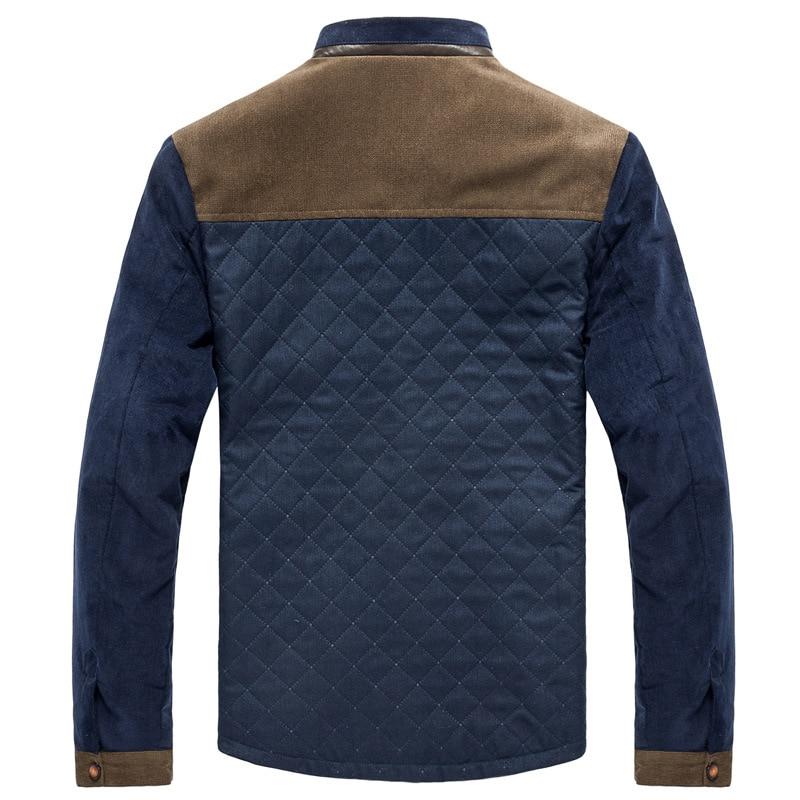 Mountainskin Spring Autumn Men's Jacket Baseball Uniform Slim Casual Coat Mens Brand Clothing Fashion Coats Male Outerwear SA507 3