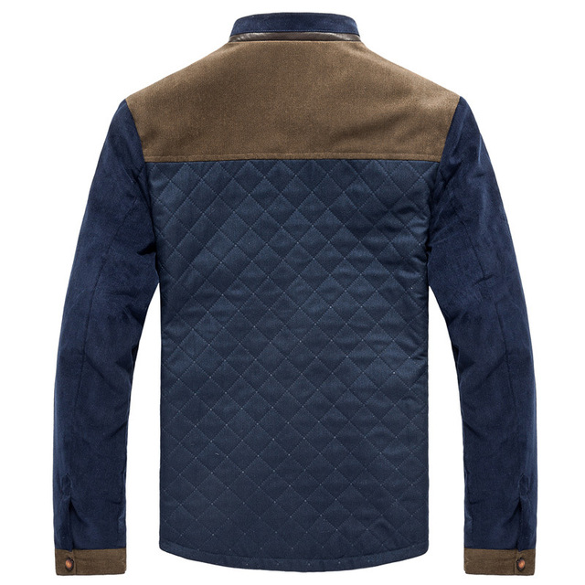 Mountainskin Baseball Uniform Slim Casual Coat 3