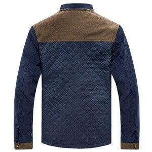 Image 4 - Mountainskin wiosna jesień męska kurtka strój baseballowy wąski płaszcz w stylu Casual męskie ubrania marki modne płaszcze męskie odzież wierzchnia SA507