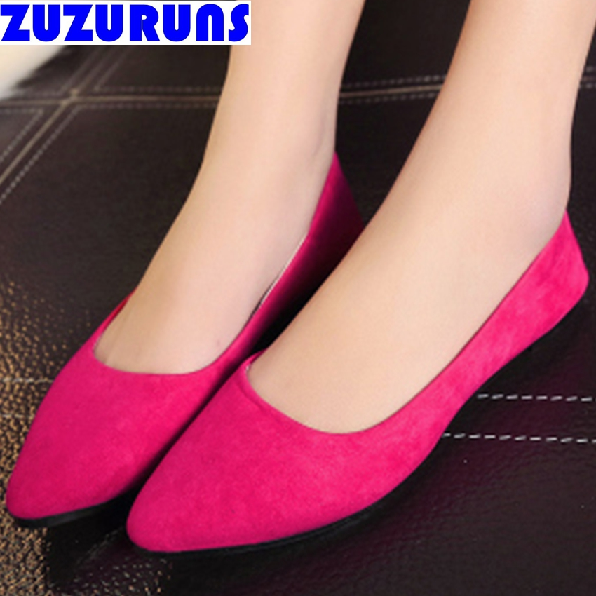 soft flock women flat shoes fashion candy color office ladies flats shoes ultra light brand women shallow shoes zapatos mujer ladies flat shoes fashion women flats ankle strap pointed toe flat shoes casual ladies loafers black shoes zapatos de mujer