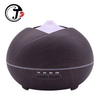 400ML Ultrasonic Air Humidifier Essential Oil Aroma Diffuser For Home Appliances Fogger Aircondition Mist Maker Aromatherapy