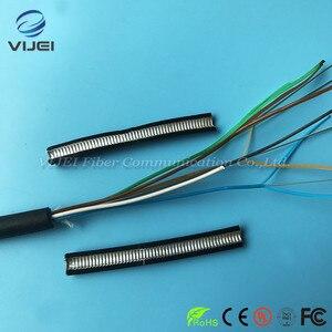 Image 3 - 3 teile/los FTTH Tool Kit Faser Werkzeug Set SI 01 Stripper/Lose Rohr Kabel Jacke Schneider/Quer Öffnung Messer