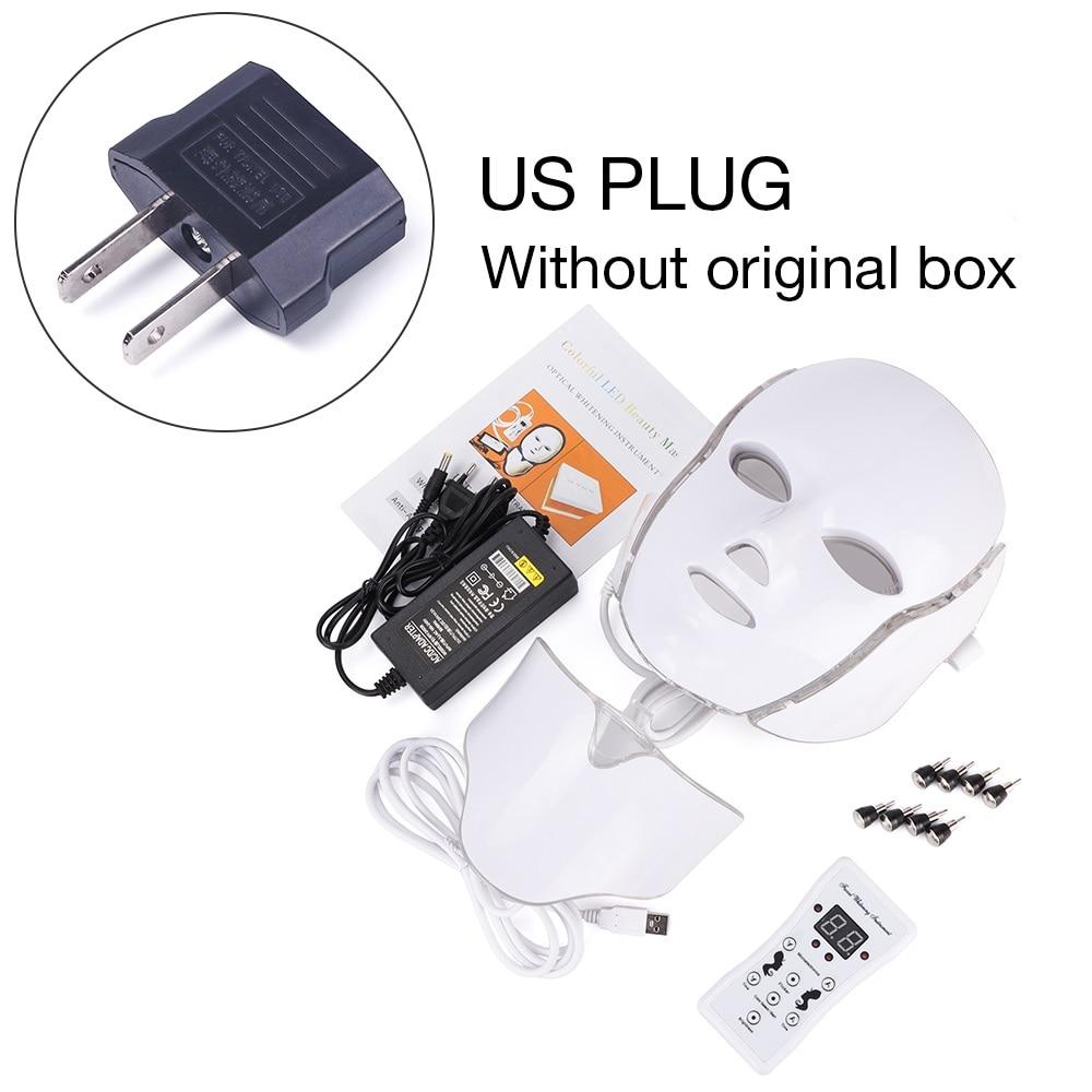 US Plug withthou box