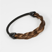 1PCS False hair rubber band Hair Bands Accessories Women Girls Tools ring Manual Rubber Head Rope