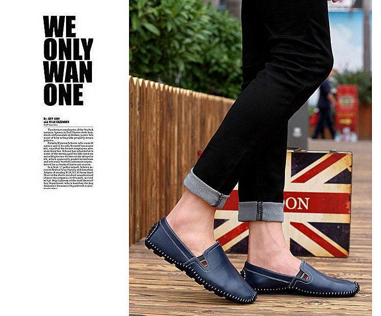 HN 930 (13) men casual loafers