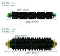 2 компл. кисти комплект + 2 фильтр для iRobot робот-пылесос Roomba 500 510 520 530 540 550 560 570 610 и т. д. пылесос аксессуары замена