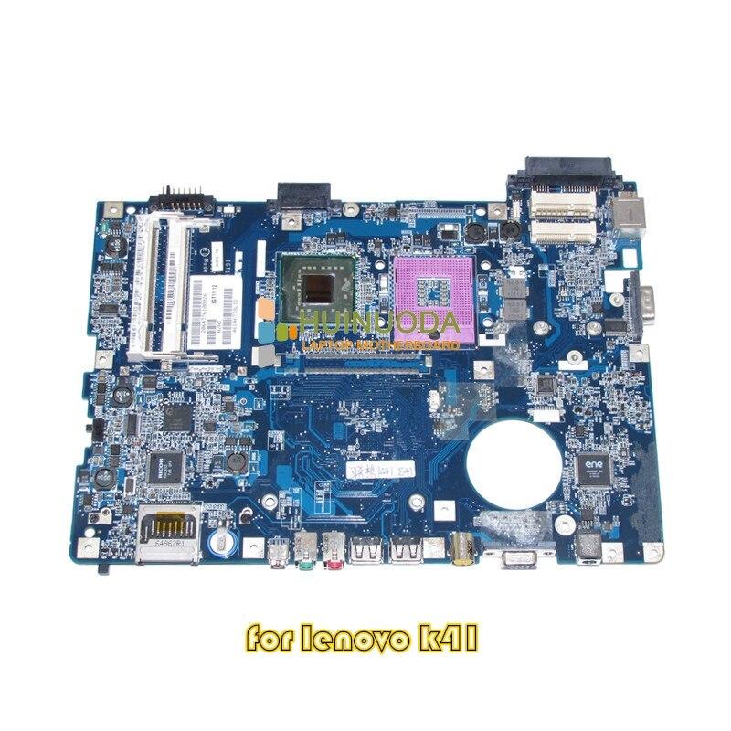 NOKOTION IGT10 LA-3591P Mainboard For lenovo K41 laptop motherboard 965GM DDR2 MainboardNOKOTION IGT10 LA-3591P Mainboard For lenovo K41 laptop motherboard 965GM DDR2 Mainboard