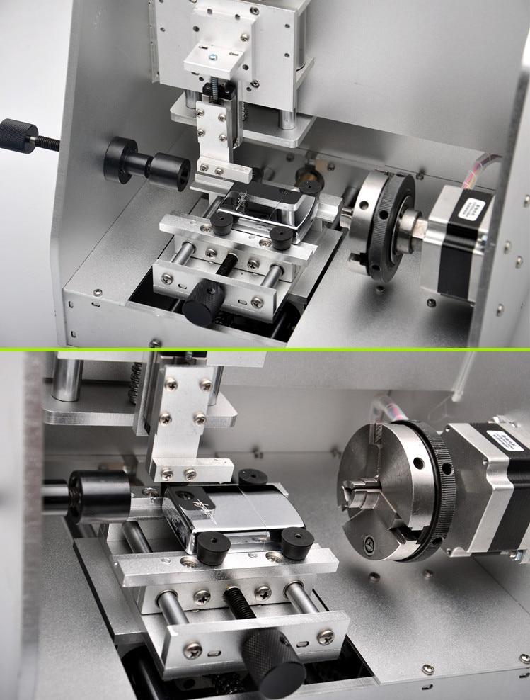LY-40 jewelry CNC engraving machine for ring/penchain artware photo dot metal marking machine лаки для ногтей sally hansen гель лак для ногтей miracle gel dig fig тон 440