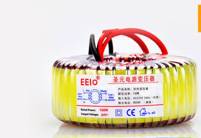 <font><b>24V</b></font> tranformer 160VA oroidal <font><b>transformer</b></font> copper custom <font><b>transformer</b></font> <font><b>220V</b></font> input <font><b>24V</b></font> 6.67A power <font><b>transformer</b></font> image