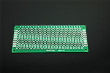 PCB Board Universal Board Double Faced Tin Plate 30mm*70mm*1.6mm 3*7CM Test Board 10PCS Free Shipping
