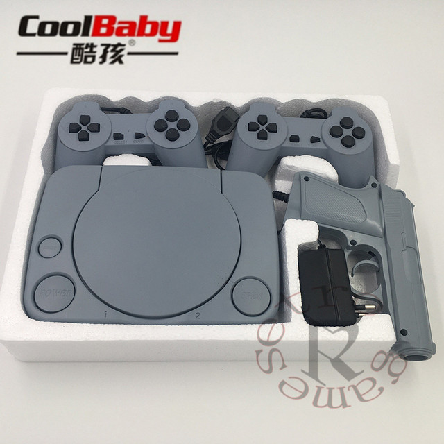 D76 8bit AV version tv video game console for game console Support game card