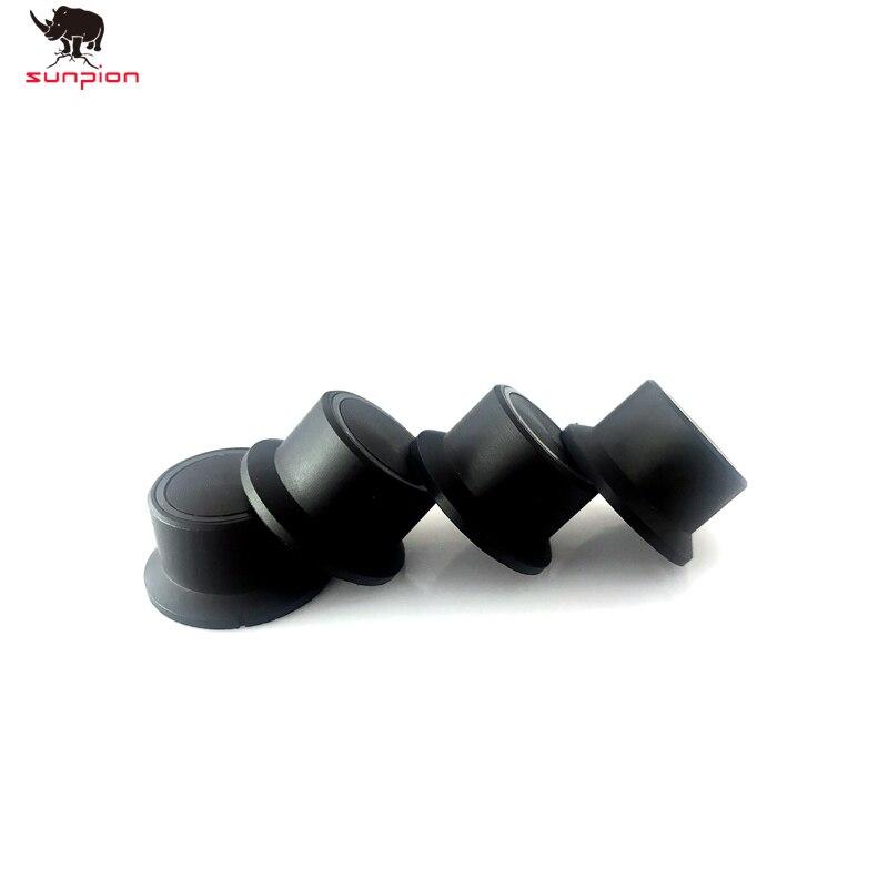 3D Printer Parts 25*15MM Shaft Diameter Plastic Ring Light-emitting Encoder Knobs Half  Shaft Plum Shaft Type For 3d Printer