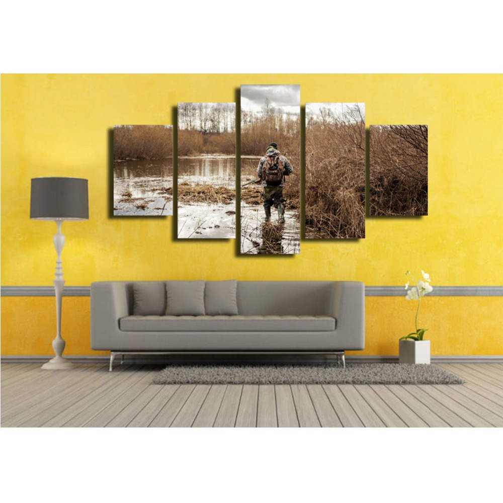 Outstanding Hunting Wall Decor Images - Art & Wall Decor - hecatalog ...
