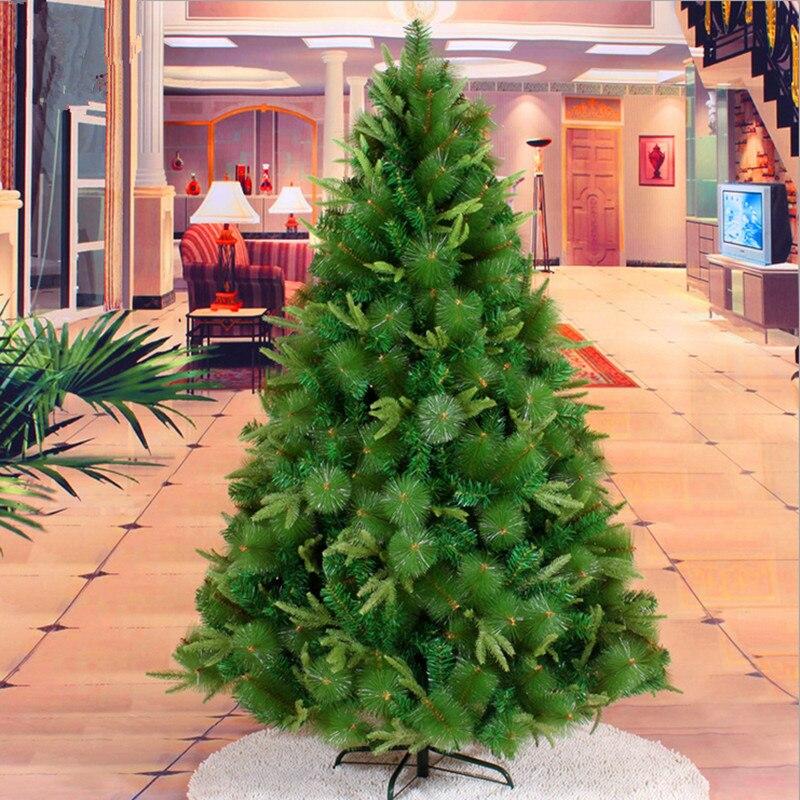 Christmas Tree Needles: New Year Christmas 1.8 M / 180cm Upscale Mixed Pine