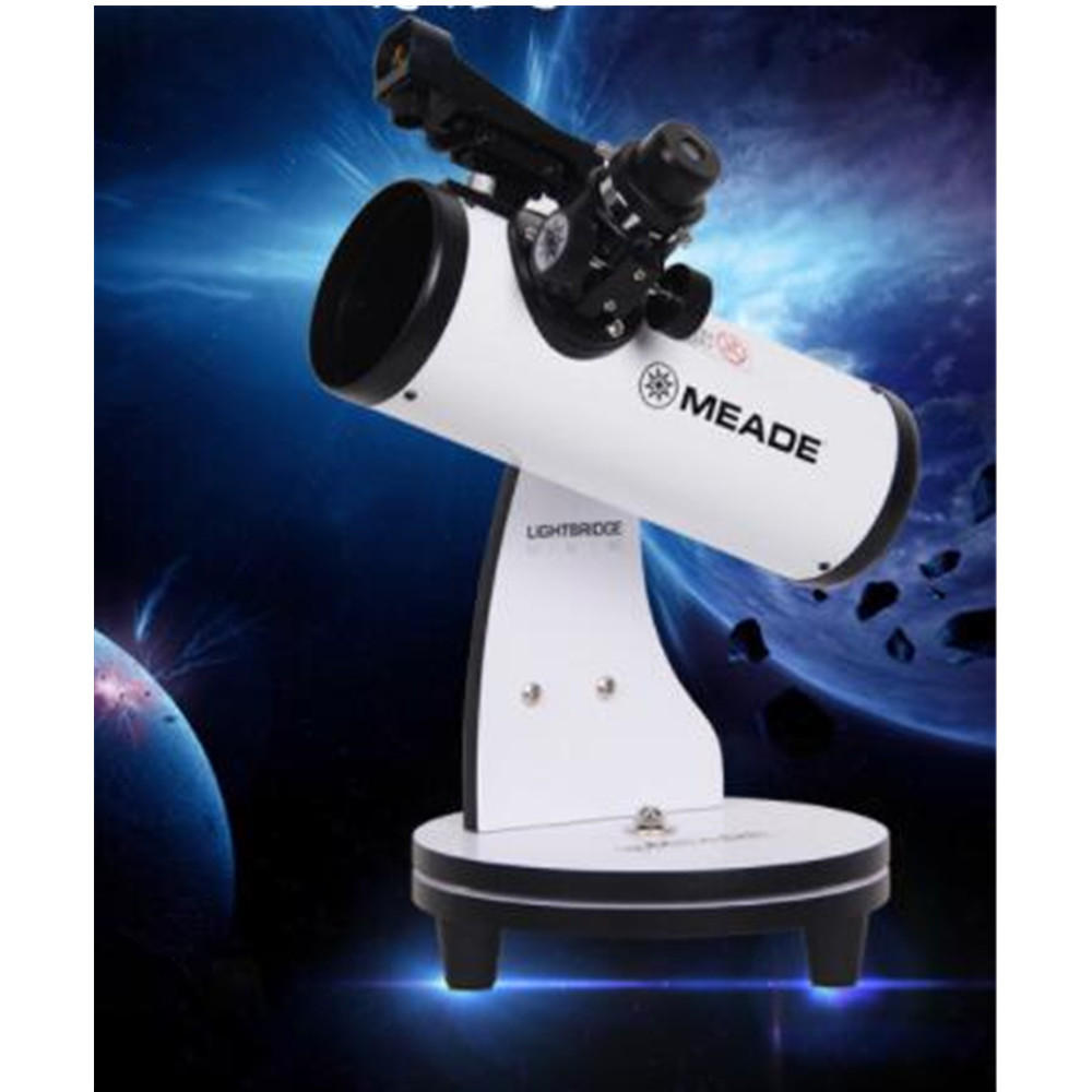 MEADE Mini 82 DOB Mavericks Anti-Astronomical Telescope Professional Stars HD High-Speed Student Getting Started
