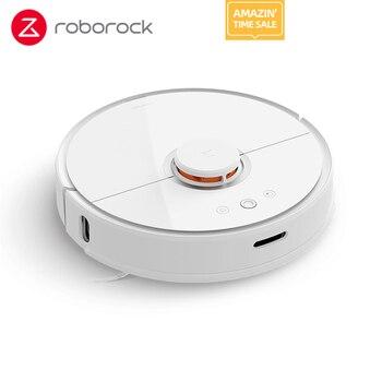 Roborock s50 s55 робот-пылесос 2 для дома умная чистка влажной уборки ковров пыли подметания Mi автоматический беспроводной робот приложение