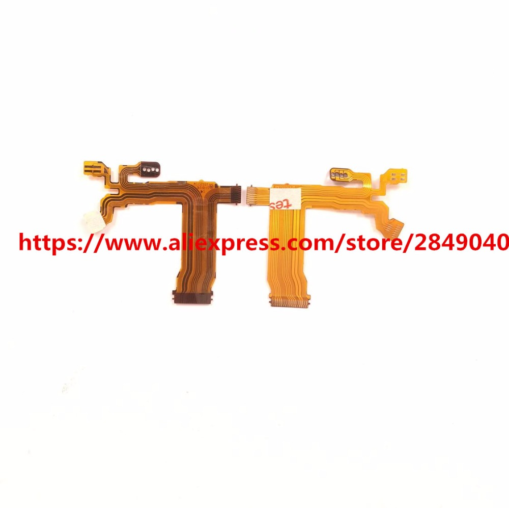 NEW Lens Aperture Flex Cable For Olympus M.ZUIKO DIGITAL ED 14-42 Mm 14-42mm F/3.5-5.6 EZ 37mm Caliber Repair Part