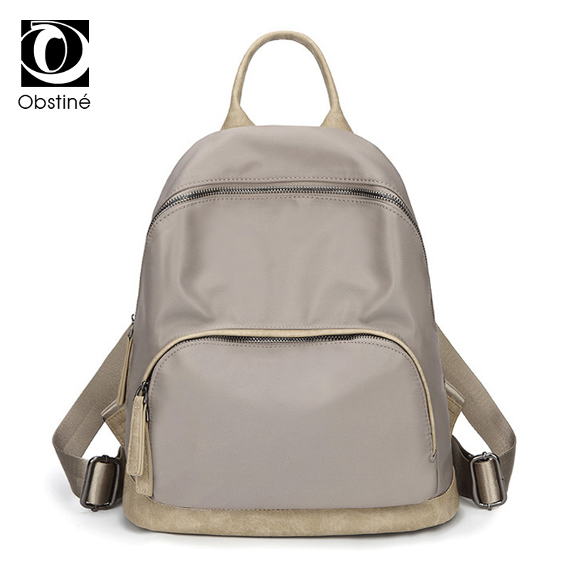 oxford waterproof backpack women casual travel shoulder bag for girls fashion female backpacks large schoolbag womens