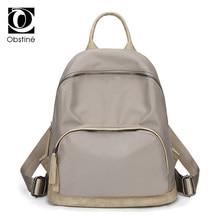 Оксфорд водонепроницаемый рюкзак женская Повседневная дорожная сумка для девочек модные женские туфли Рюкзаки большой школьный женская сумка
