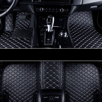 car floor mat For renault logan megane 2 captur kadjar fluence laguna 2 scenic koleos Espace accessories carpet rugs