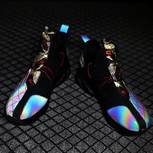 Casual shoes men sneakers Blade shoes breathable hot sale fashion shoes for male sports Mans footwear high top calzado hombre mycolen new style men s casual shoes young comfortable fashion design high top sneakers men shoes calzado deportivo hombre