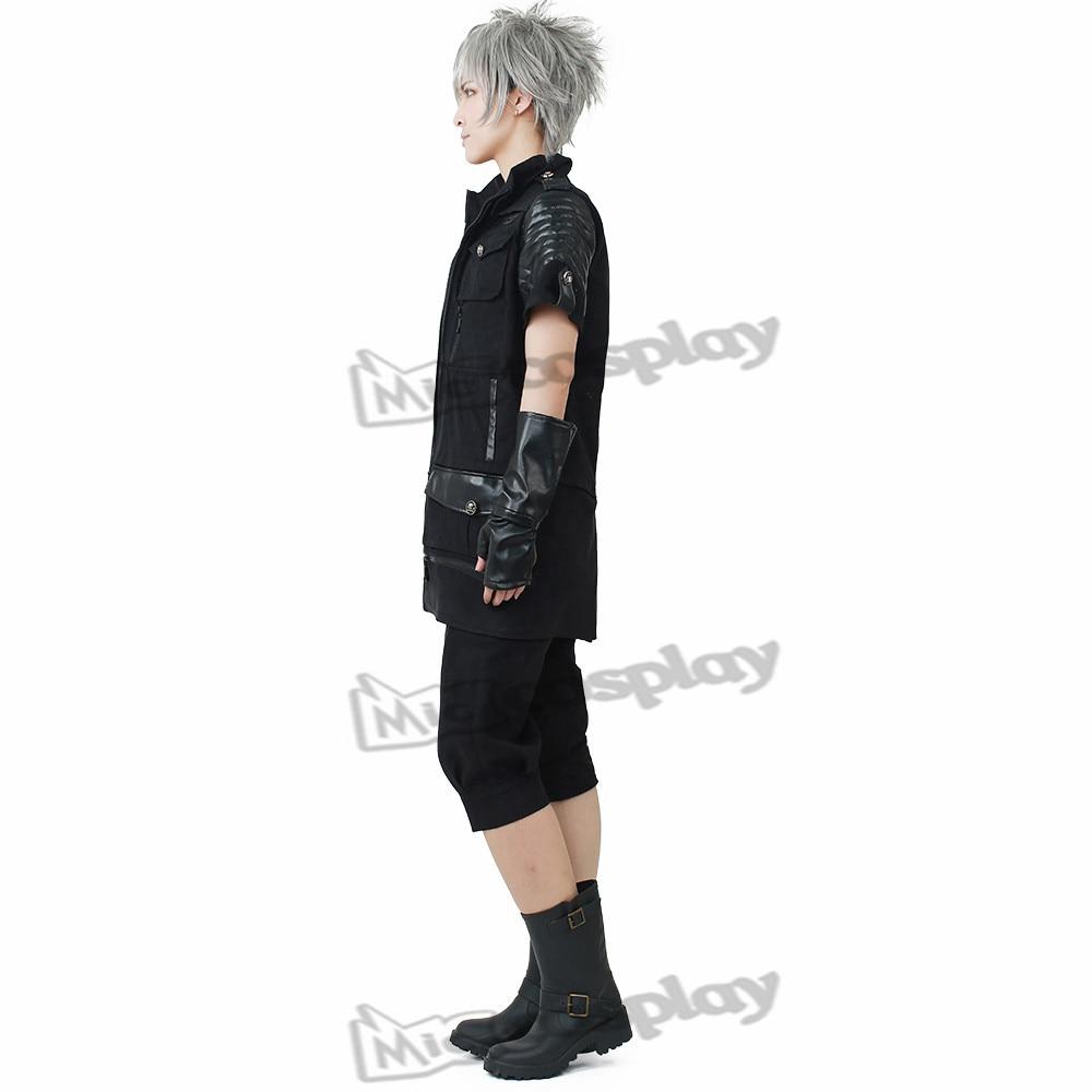noctis lucis caelum cosplay costume final fantasy xv undershirt and