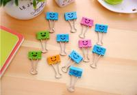 HPYDIY 18pcs Metal Binder Clips Notes Letter Paper Clip Office Supplies Binding Securing clip Product