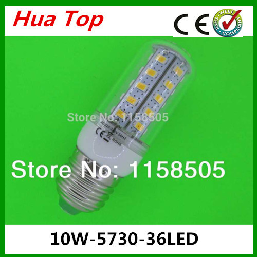 Hot sale lampada <font><b>led</b></font> lamp E27 220V 10W Epistar smd 5730 36 <font><b>led</b></font> corn light bulb solar Bulbs &#038; Tubes Lumen 1000 Lm <font><b>lustre</b></font> Lamps
