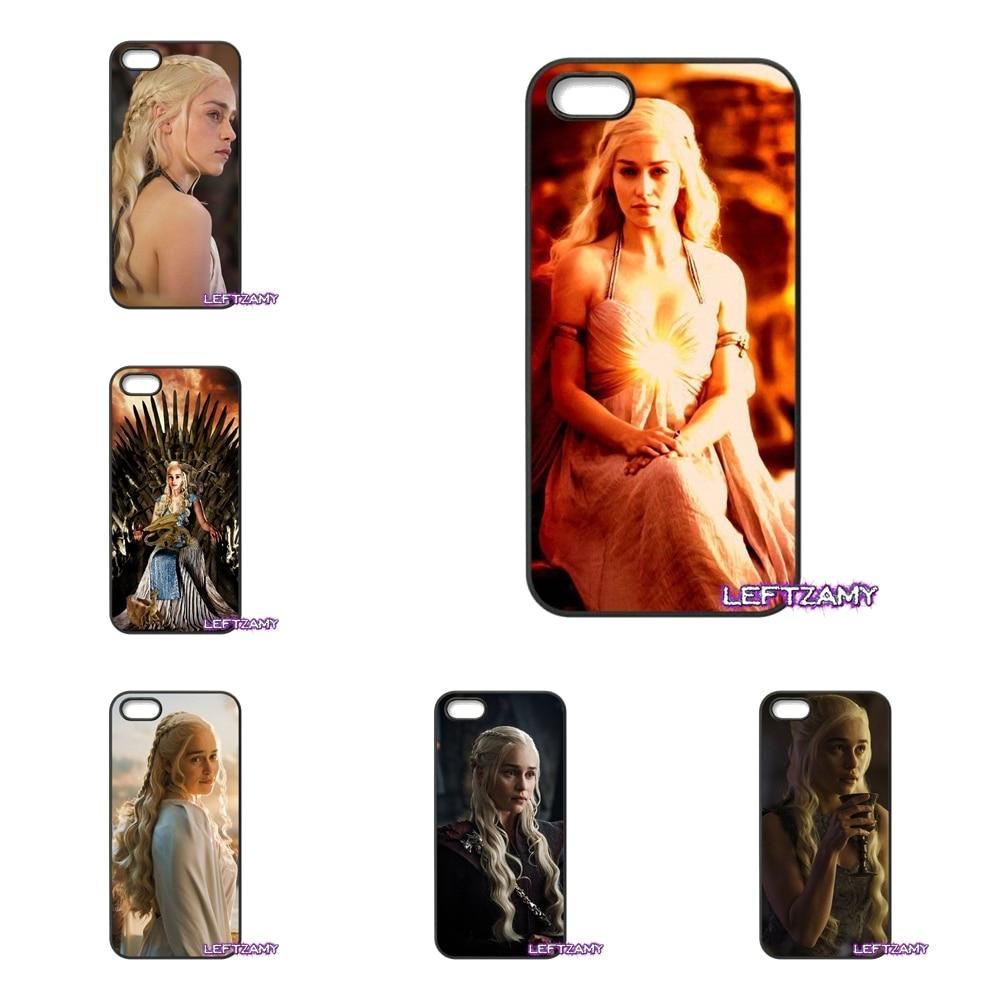 Дейенерис Таргариен мать Дракон жесткий чехол для телефона Sony Xperia X XA XZ M2 M4 M5 C3 C4 C5 t3 E4 E5 Z Z1 Z2 Z3 Z5 компактный
