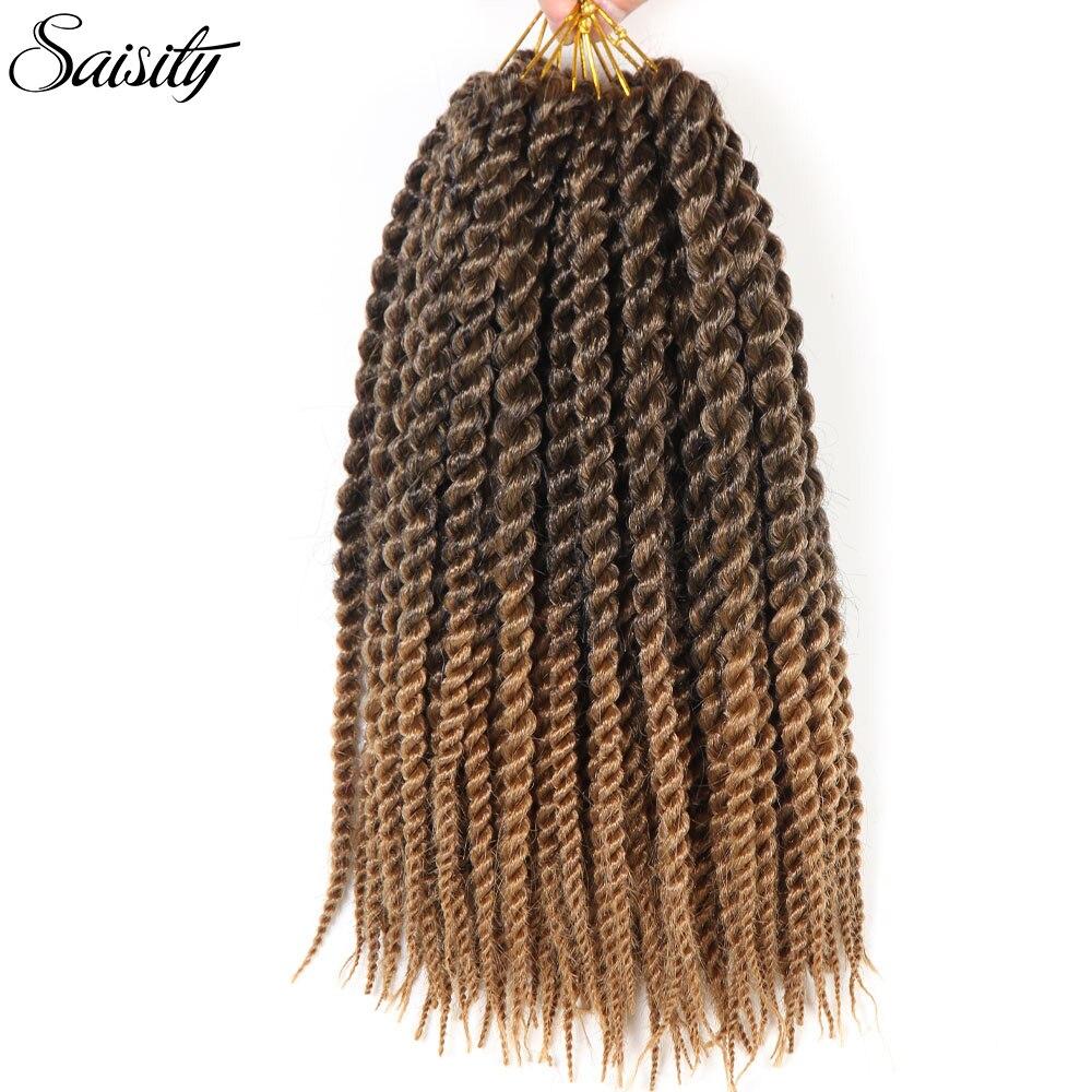 Onwijs Beste Kopen Saisity Haak Hair Extensions Havana Mambo Twist SM-06