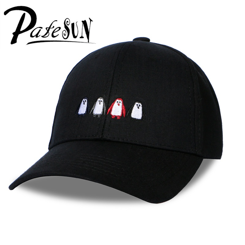 PATESUN Summer Baseball Caps Women Cartoon Embroidery Brand New Dad Hats Candy Color Snapback hip hop trucker Cap Men gorro bone  2017 brand women baseball cap rose dad hats drake for men snapback hip hop dad hats flower embroidery curved summer black caps