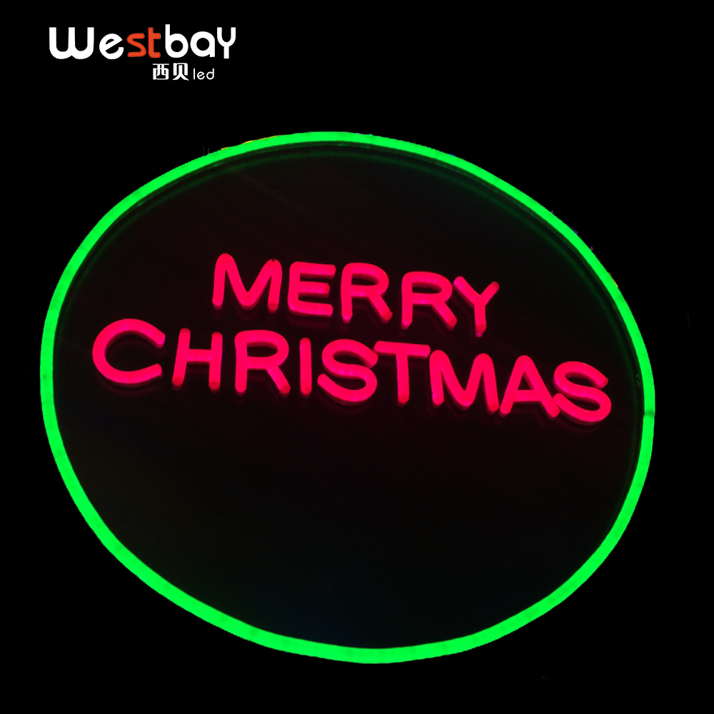 Westbay DC12V LED Neon Light 12*26mm Neon Flex For Outdoor Decoration 80Leds Per Meter LED Neon Short Cutting Place Neon Lamp