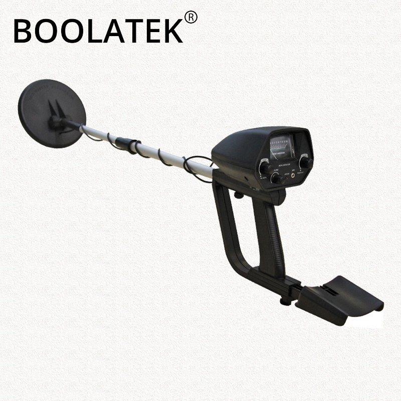BOOLATEK New Arrival Underground Metal Detector MD-4030 Gold Detectors MD4030 Treasure Hunter Detector Circuit Metales
