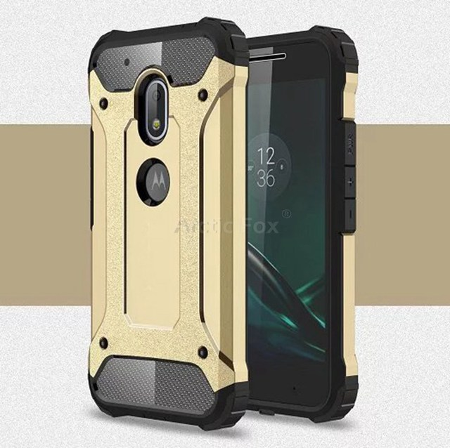 check out 5b8b8 051b1 US $3.74 |Hybrid Dual Heavy Duty Armor Case Cover for Motorola Moto G4 Play  Back Cover Silicone+Plastic Phone Cases for Moto G4 Play Case-in Fitted ...