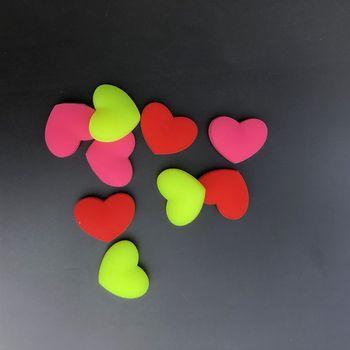 200pcs Wholesales heart sharapova Tennis Damper Shock Absorber to Reduce Tenis Racquet Vibration Dampeners shock absorber 200pcs 2sa1015 a1015 to 92