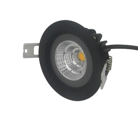 teto para baixo lampada ac85 265v driverless downlight levou ip65 a prova d agua