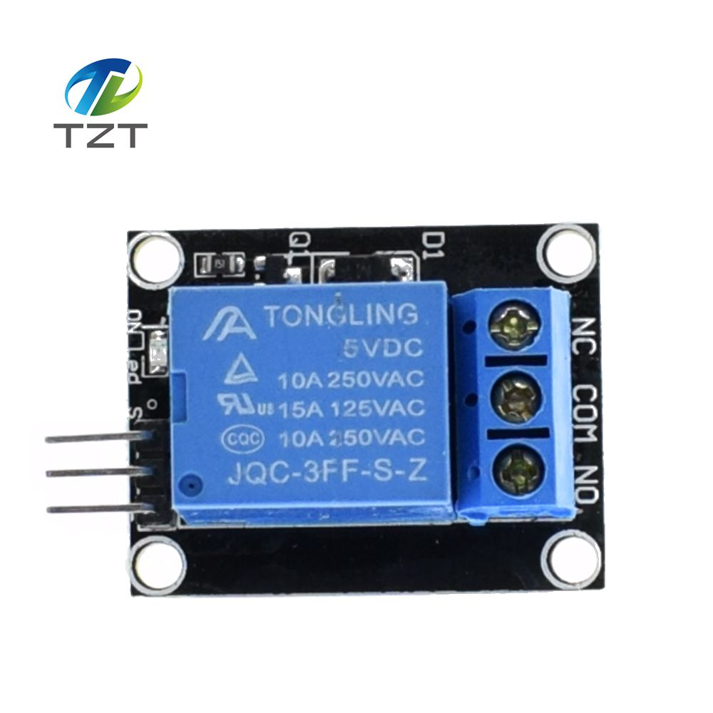 10pcs-ky-019-5v-one-fontb1-b-font-channel-relay-module-board-shield-for-pic-avr-dsp-arm-for-arduino-