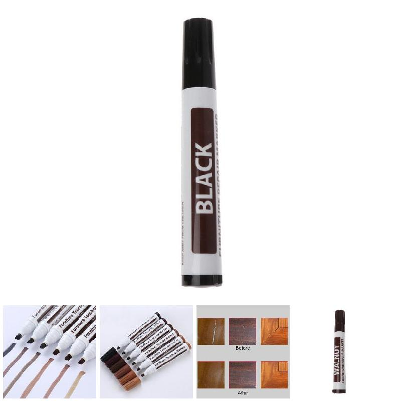 Furniture Repair Pen Markers Scratch Filler Paint Remover For Wooden Cabinet Floor Tables Chairs WXV Sale