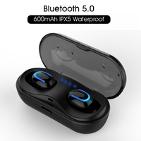 Original SYLLABLE HBQ-Q13S TWS Bluetooth V5.0 Stereo Sports Earphones for Android IOS True Wireless Stereo SYLLABLE HBQ-Q13S TWS