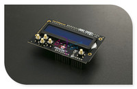 DFRobot LCD Keypad Shield V2 0 5V Include 1602 2x16 Blue LCD Display And 6 Buttons