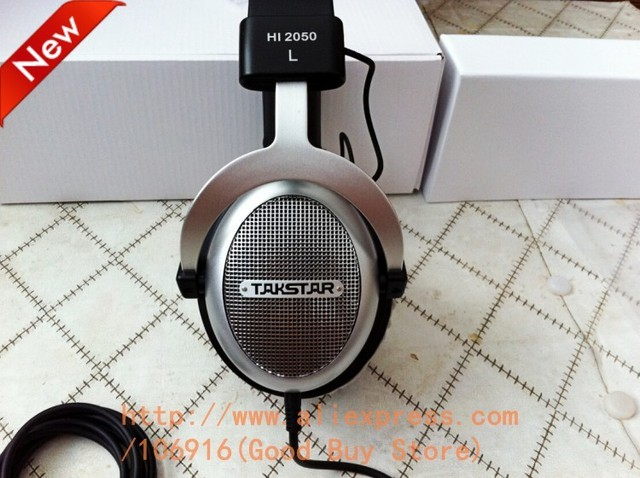 New/Old Version %Original Takstar hi2050 Hi-Fi Stereo Headphones Open Dynamic HIFI Music Headset&Earphone For PC Audio In Stock