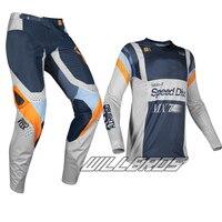 2019 гонки 360 Murc MX светло-серый Шестерни набор Мотокросс костюм Байк спортивный трикотаж брюки комбинированные