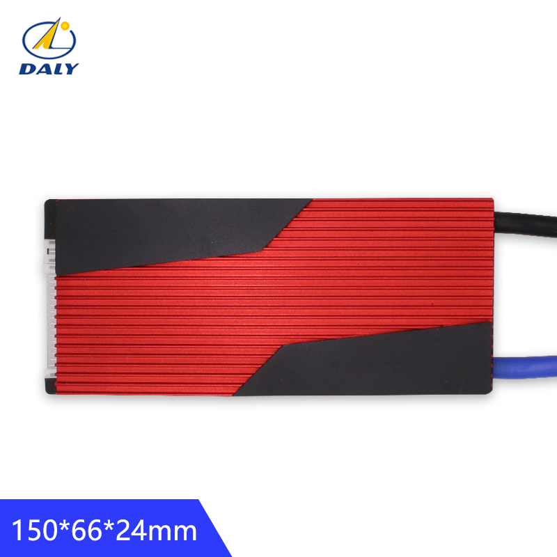 Daly Factory Hot Sale 12V LiFePO4 BMS 4S 120A/150A 14.8V 18650 Battery BMS Packs Protection Board Balance Integrated Circuits