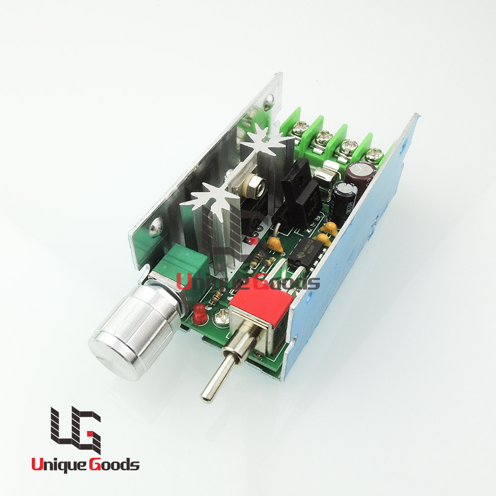Forward And Reverse Motor Control Circuit On Forward Reverse Motor
