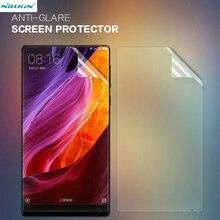 2pcs NILLKIN Films for Xiaomi Mi Mix 2 MiMix MiMix2 Glossy Matte LCD Screen Protector Mobile Phone Film for Xiomi Smartphone